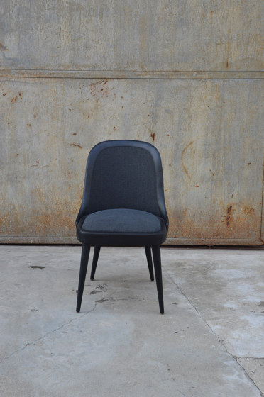 Laval Leather Chair de Stellar Works