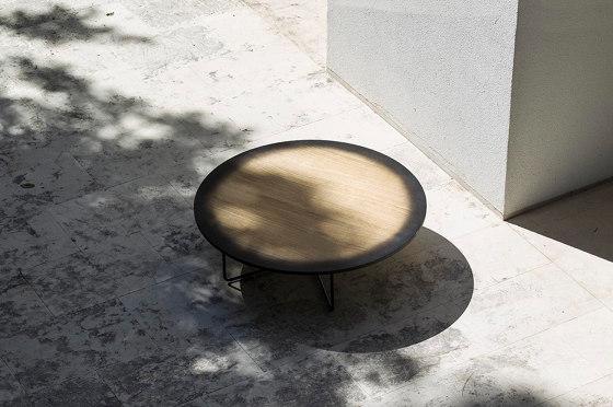 My Moon My Mirror Table de Diesel with Moroso