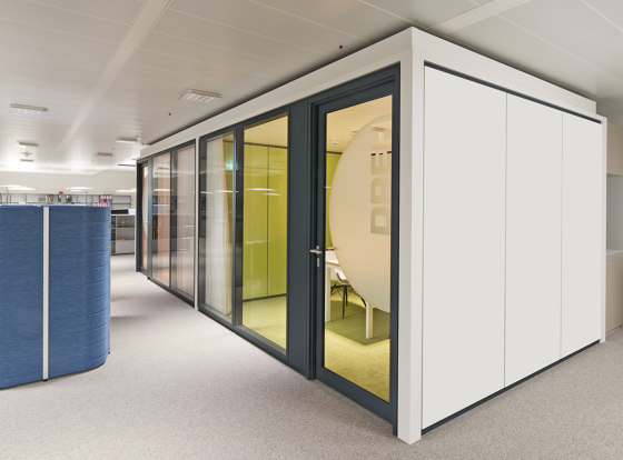 Lindner Cube duo von Lindner Group