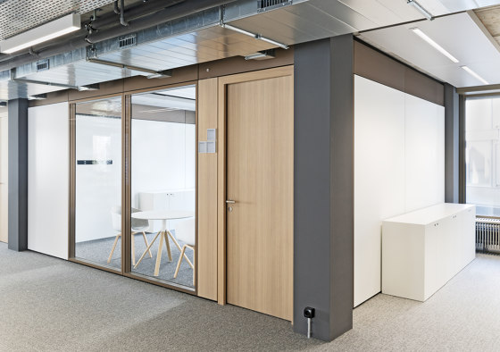 Doors for Partition Systems by Lindner Group