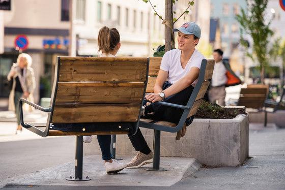 April bench de Vestre