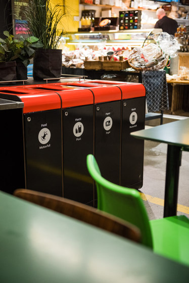 Acceptor 110 recycle by Vestre