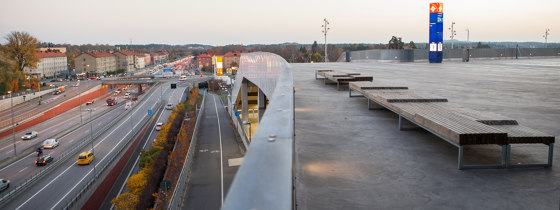 Porto bench by Vestre