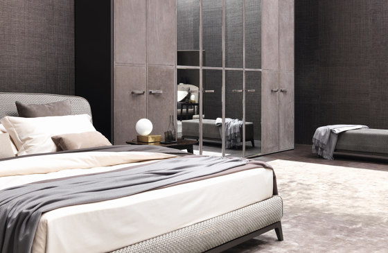 Olivier Bed by Flou