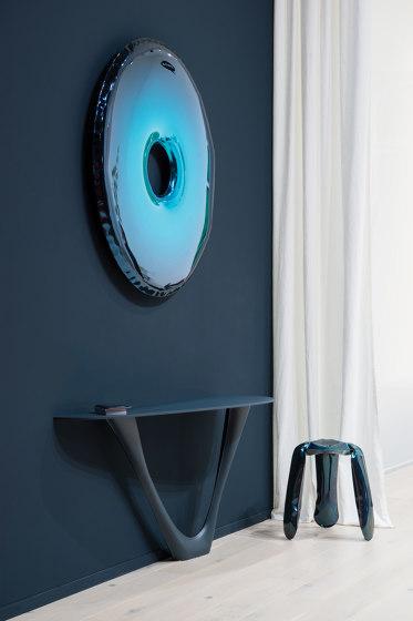 Rondo Mirror Gradient Emerald by Zieta