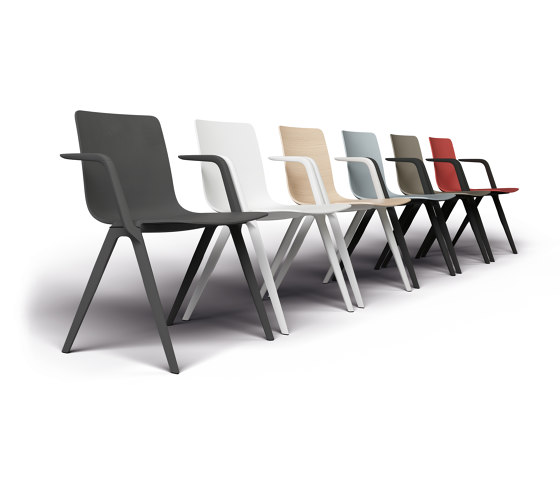 A-Chair 9709/A de Brunner