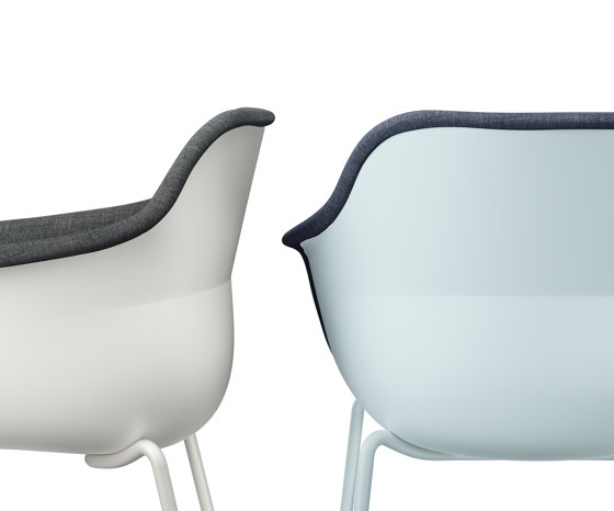 crona light Bar Stool 6308 by Brunner