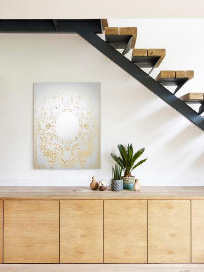Oxide Bronze by Deknudt Mirrors