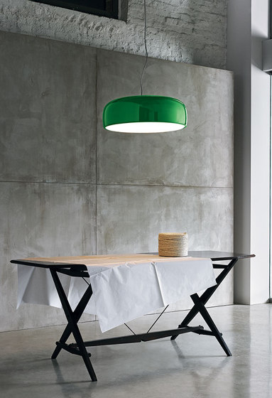 Smithfield Ceiling Pro dimmable Dali by Flos