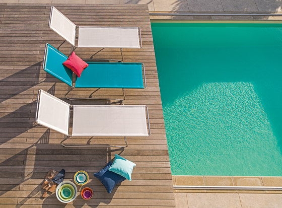 Balcony Foldable Table Teak by Weishäupl