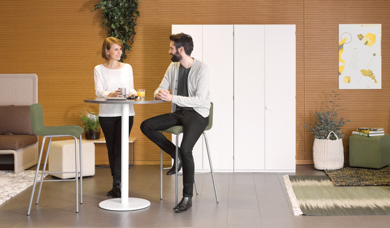 TouchDown Table by Steelcase