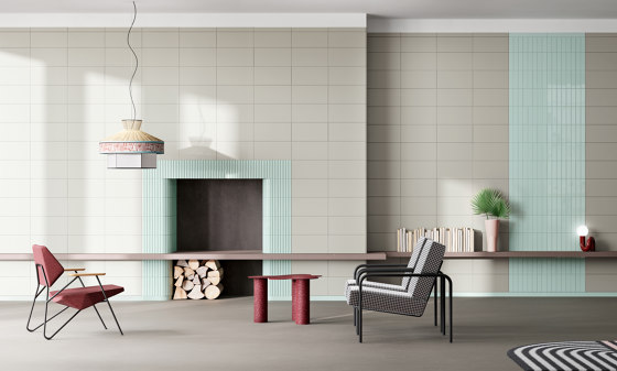 Interni Ferro by Ceramica Vogue