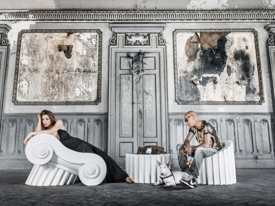 Capitello | Attica TL von Gufram