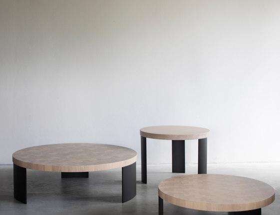 Kops Slim round table de Van Rossum