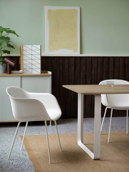 "70/70 Table | 225 x 90 cm / 88.5 x 35.5"" de Muuto"