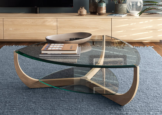 juwel coffee table by TEAM 7