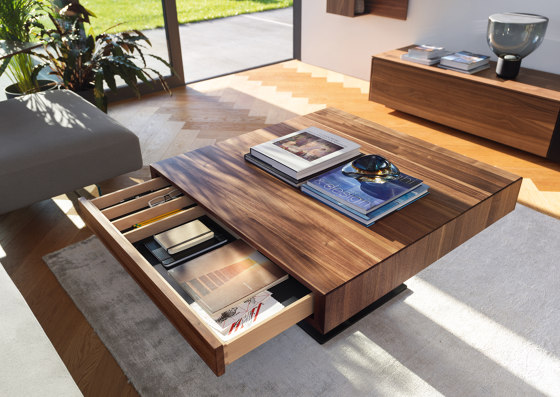 lift coffee table de TEAM 7
