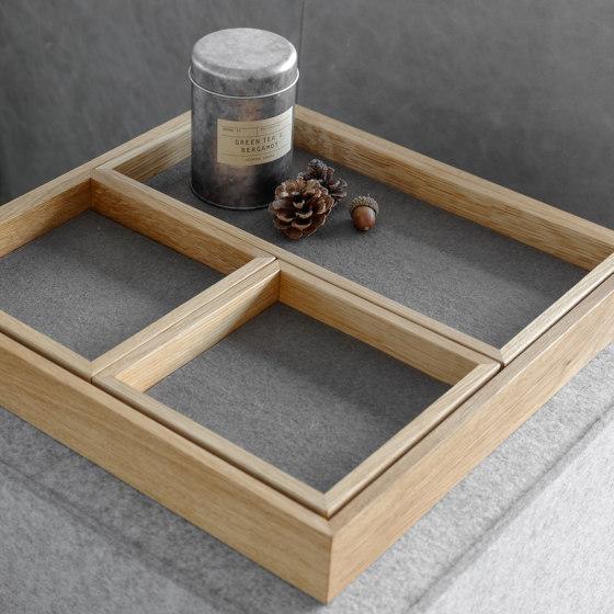Tray square de HEY-SIGN
