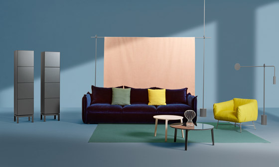 Knit | Sofa by My home collection