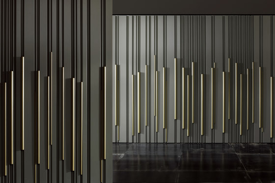 Bamboo | Hinged Door by Laurameroni