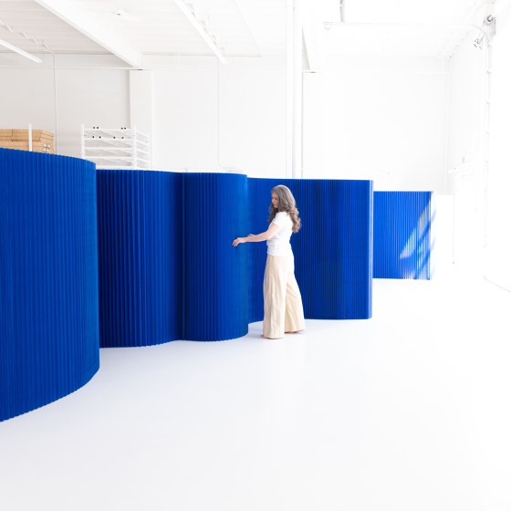 paper softwall by molo