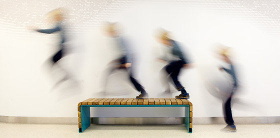 Move bench by Vestre