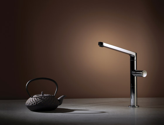 Nomos Go F4169X1 | Single lever bath and shower mixer for concealed installation by Fima Carlo Frattini