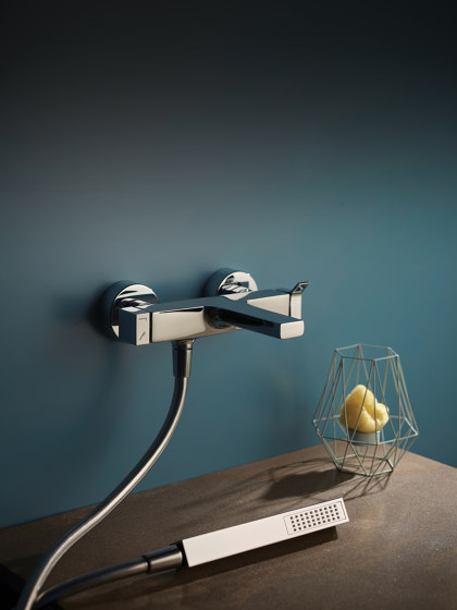 Zeta F3964 | Exposed bath mixer with shower set by Fima Carlo Frattini