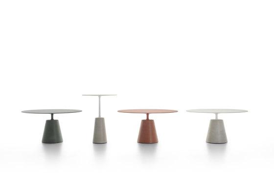 Rock Table von MDF Italia