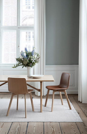Pato Sledge Barstool by Fredericia Furniture