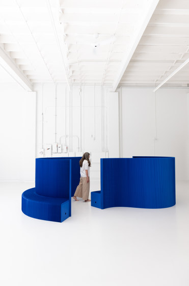 benchwall by molo