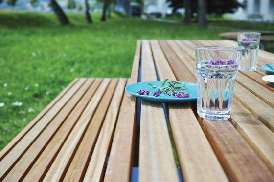 blocq   Park bench by mmcité