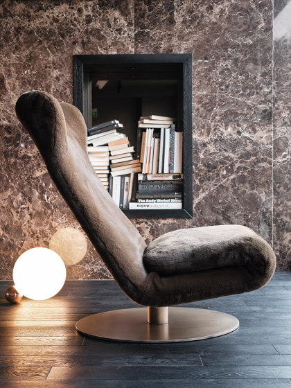 Kangura | Armchair/Chaiselongue by Mussi Italy