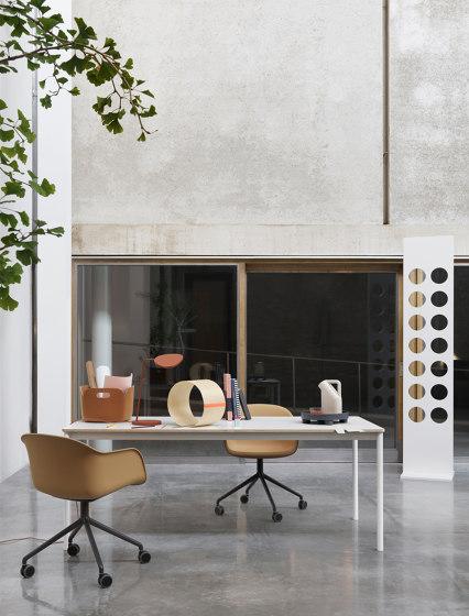 Fiber Armchair | Swivel Base von Muuto