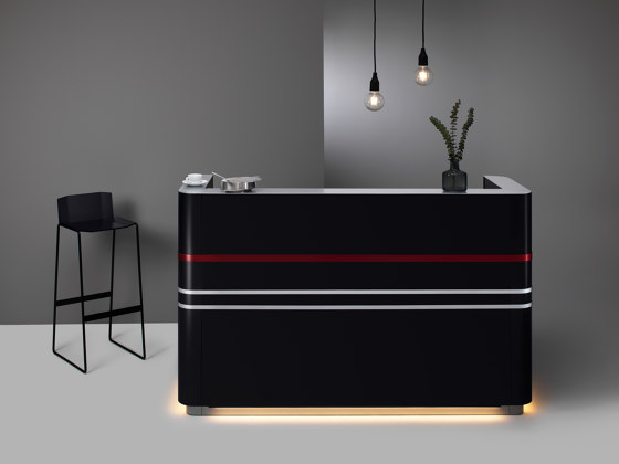 WORK Bar table di Müller Möbelfabrikation