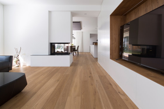 FLOORs Hardwood Oak Salis rustic by Admonter Holzindustrie AG
