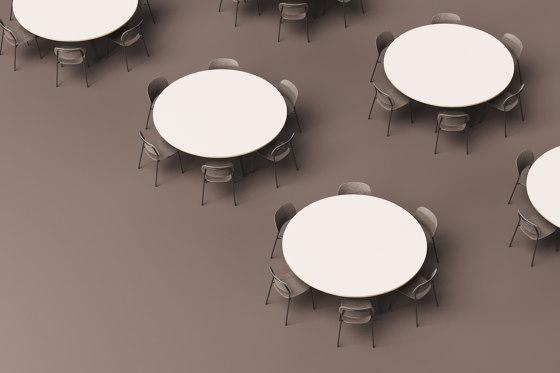 Big Modular Table System 74 by De Vorm