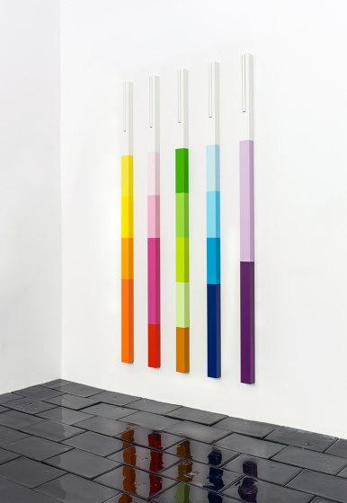 LINE Limited Edition wall coat storage unit by Schönbuch