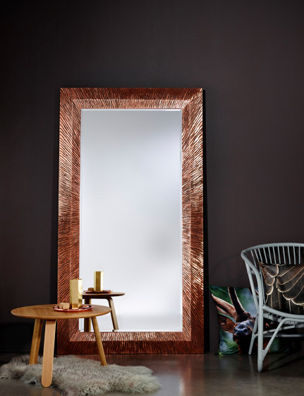Groove Copper de Deknudt Mirrors