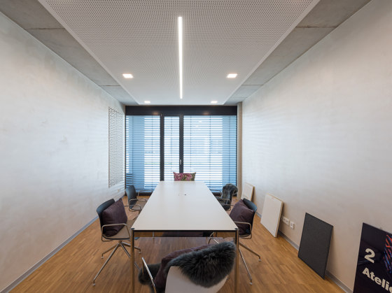 Less is more® 27Ceiling and wall luminaires by RZB - Leuchten