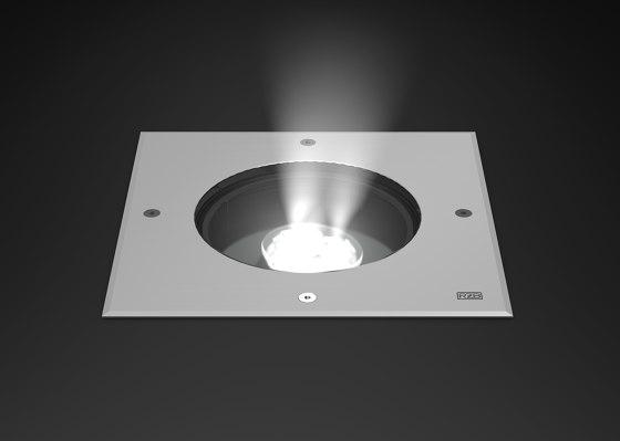 Terra Edelstahl 190 In-ground luminaires de RZB - Leuchten