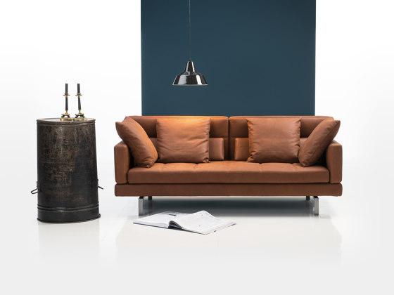 amber chaise longue di Brühl