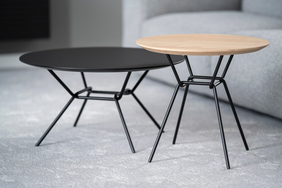 Strain low chair by Prostoria