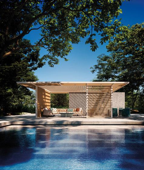 pavilion h simple by KETTAL