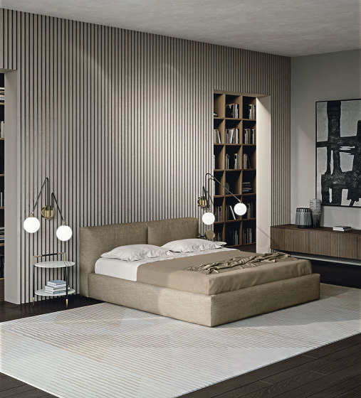 COOPER BED by Frigerio