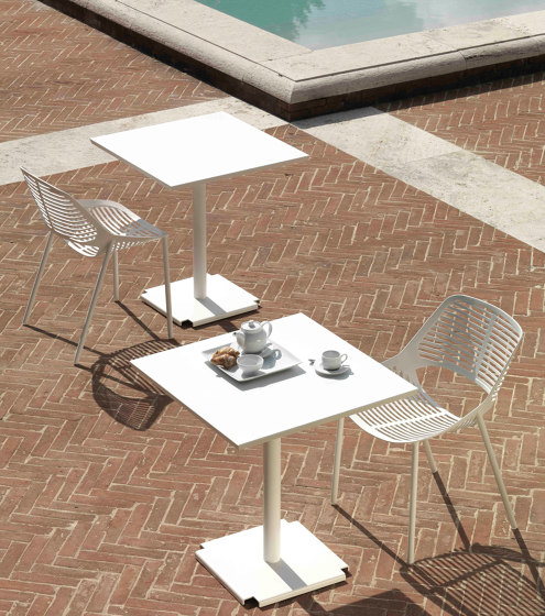 Omnia Selection - Jazz base 4legd Tonik tabletop di Fast