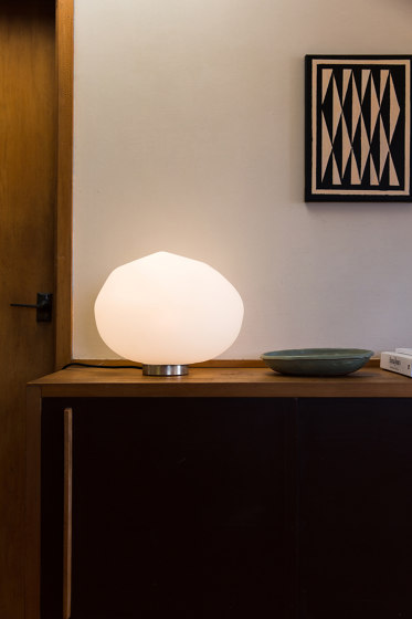 Parison Table Light - White by Resident