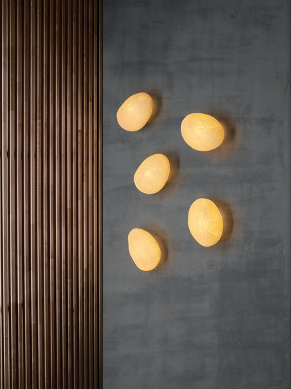 Còdol | Wall-Ceilling lamp di Carpyen