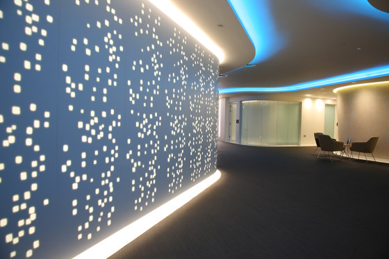 Light Wall Configuration 4 di Isomi
