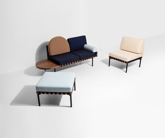 Grid | sofa by Petite Friture
